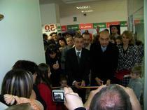 Centrul comercial s-a inaugurat de 8 martie