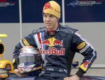 Sebastian Vettel, probleme la monopost
