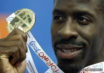 Chambers a luat aurul la Torino