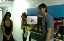 Nadal a pozat alaturi de Shakira in vestiarele de la Miami