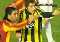 Derby fara goluri, dar cu multi pumni la Galatasaray