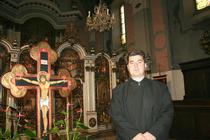 Preotul Teodor Lazar din Cluj