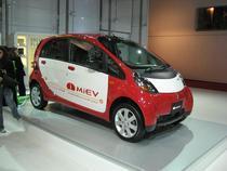 Mitsubishi i MIEV, una din masinile electrice care ar putea avea succes