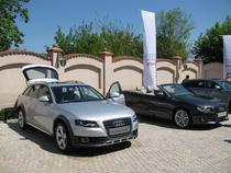Audi A5 cabrio si noul A4 Allroad