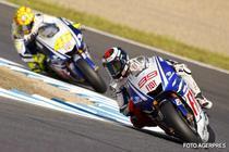 "Lorenzo - Rossi, doua ""pietre tari"" la Fiat Yamaha"
