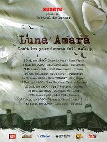 Luna Amara turneu