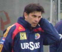 Lupescu il propune pe Lucescu Jr ca selectioner