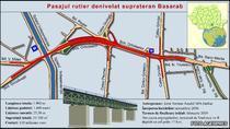 Pasajul Basarab - harta proiect