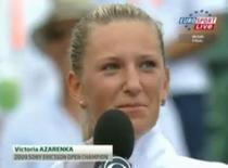 Azarenka a castigat turneul de la Miami