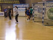 Oltchim se antreneaza din greu pentru dubla cu Viborg