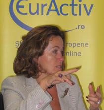 Carmen Peter, trainer pentru examinarile EPSO