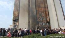 FOTOGALERIE Imagini de la protestele din Chisinau