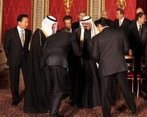Obama in fata regelui Abdullah