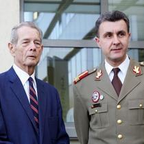 Regele Mihai si-a aratat sustinerea fata de candidatura printului Duda
