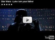 Luke, I am your father sau No, I am your father?