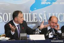 Geoana, premierul lui Basescu