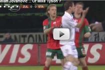 Milan Jovanovic isi face singur dreptate