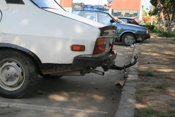 Atentie cum parcati... sau cum va apropiati de mine...