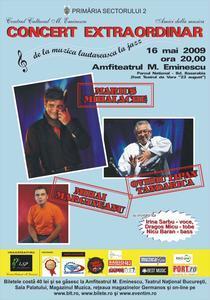 concert Tandarica si Marius Mihalache