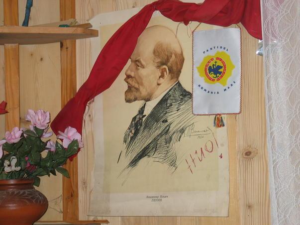 Lenin si Romania Mare