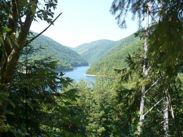 Lacul Fantanele, frumusetea Apusenilor...