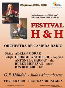 Festival Händel si Haydn