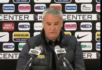 Claudio Ranieri a fost demis de la Juventus