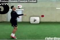 Cristiano Ronaldo, ce executii!