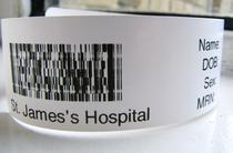 Eticheta electronica de spital