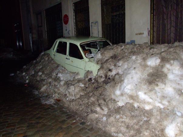 Dacia vs zapada