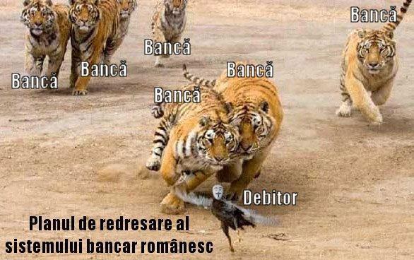 Planul de redresare a sistemului bancar romanesc