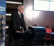 Mugur Isarescu, la Forumul Financiar