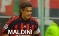 Paolo Maldini spune adio fotbalului