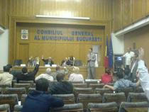 Sedinta CGMB