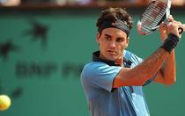 Roger Feder, in turul trei la Roland Garros