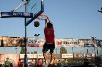 Streetball Sport Arena, bucuria jocului