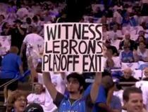 LeBron rateaza finala NBA