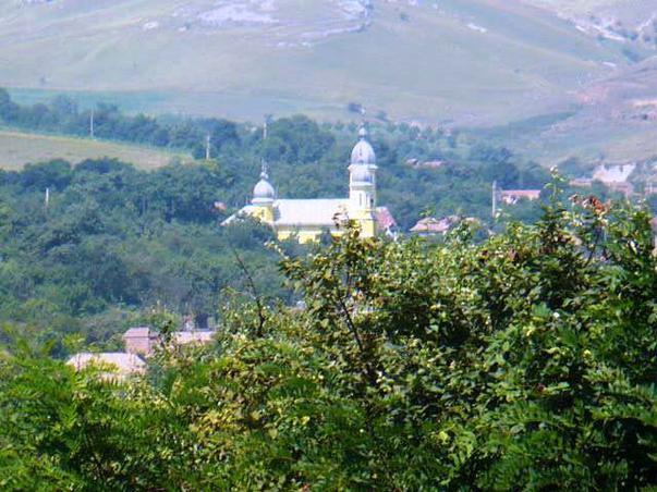 Un sat din Ardeal...