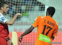 Tamas in conflict cu Yssouf Kone