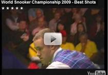 Cele mai tari lovituri de la Mondialul de Snooker