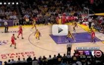 Houston invinge in Staples Center