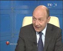 "Traian Basescu la ""Editie speciala"""