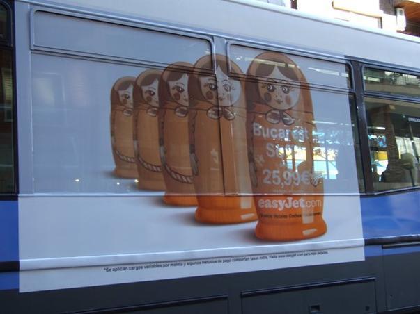 Campanie publicitara Madrid [2]