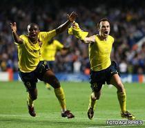 Iniesta, eroul liliputan al Barcelonei