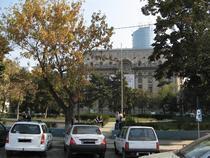 Actualul parc de linga Primaria Capitalei