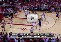 Lakers invinge pe Houston