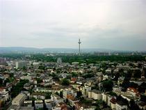Frankfurt si suburbiile sale