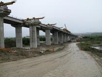 Autostrada Transilvania in lucru
