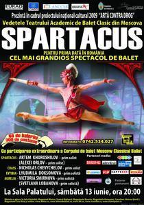 Baletul Spartacus