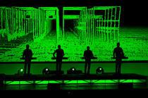 Fotogalerie: Kraftwerk la Sala Palatului